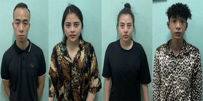 Bắt nhóm đối tượng hành hung cướp 5 triệu đồng của cô gái - ảnh 1