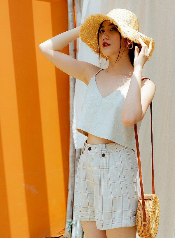 """""""Phong cách cao cấp kiểu Pháp"""" đang thịnh hành trong mùa hè này. Bất cứ ai cũng có thể mặc! - ảnh 24"""
