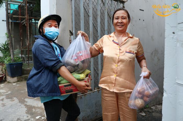 ''Sài Gòn ơi, mau khỏe nhé'' và câu chuyện xúc động ngày thành phố ''trở bệnh'' - ảnh 6