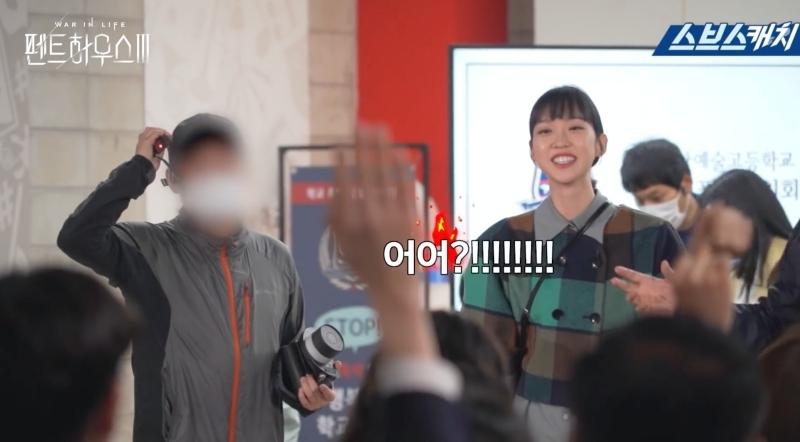 Hậu trường 'Penthouse 3′ tập 3: Han Ji Hyun 'mè nheo', Kim So Yeon bị Uhm Ki Joon 'cười vào mặt' vì tội diễn sâu - ảnh 3