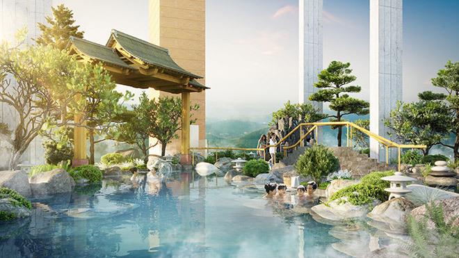 """Apec Mandala Sky Villas Kim Bôi: """"Đòn bẩy"""" cho xu hướng """"Wellness tourism"""" tại Hòa Bình - ảnh 1"""