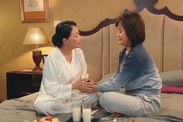 ''Hương vị tình thân'' tập 48, Long nhờ mẹ tìm bạn gái khác trước mặt Nam - ảnh 3
