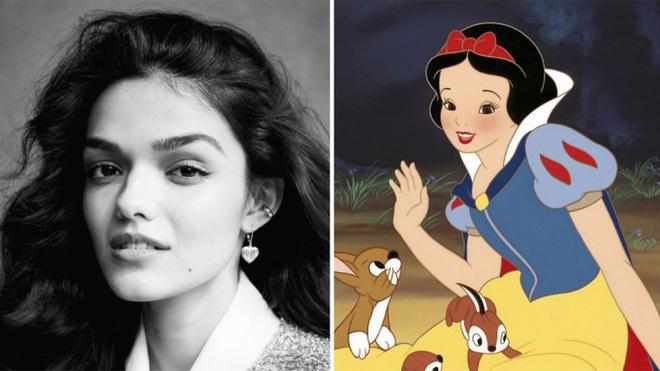 Nữ diễn viên da màu gây tranh cãi vì đóng vai Bạch Tuyết nhan sắc ra sao? - ảnh 1