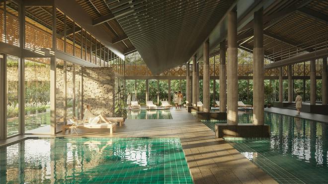 """Apec Mandala Sky Villas Kim Bôi: """"Đòn bẩy"""" cho xu hướng """"Wellness tourism"""" tại Hòa Bình - ảnh 2"""