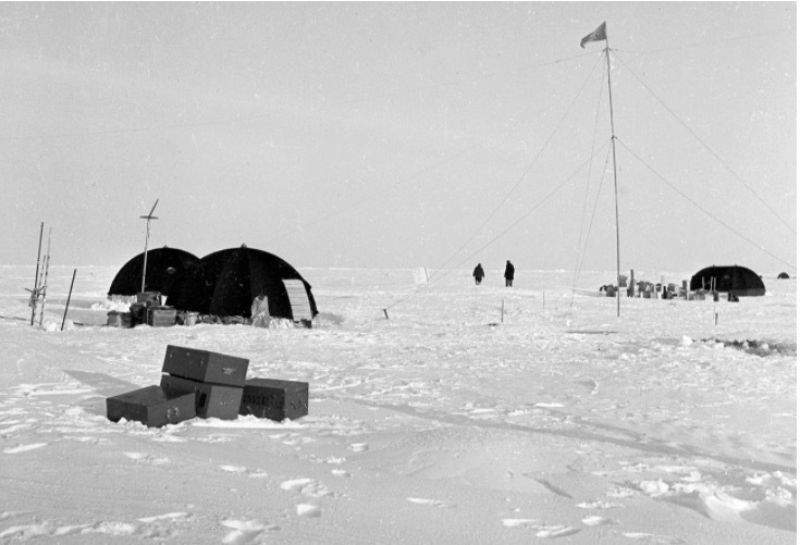 Chiến dịch của CIA săn lùng các trạm băng trôi Liên Xô ở Bắc Cực - ảnh 1