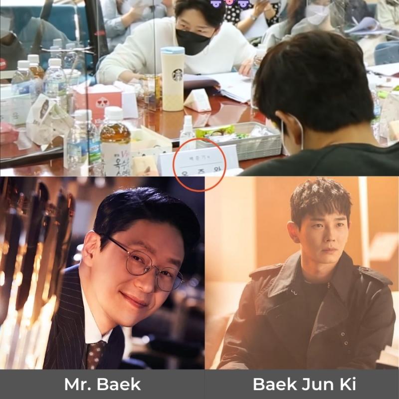 Hậu trường 'Penthouse 3′ tập 3: Han Ji Hyun 'mè nheo', Kim So Yeon bị Uhm Ki Joon 'cười vào mặt' vì tội diễn sâu - ảnh 18