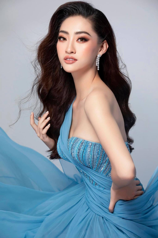 Vẻ nóng bỏng của Tiểu Vy, Đỗ Mỹ Linh... khi được đề cử thi Miss Grand International - ảnh 5