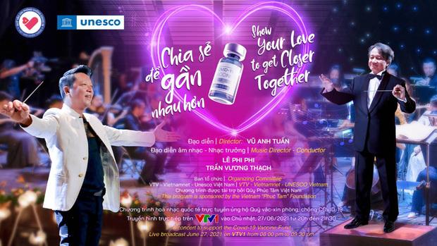 Thu Minh, Tùng Dương và dàn nghệ sĩ sẽ cùng góp mặt trong đêm hòa nhạc trực tuyến kết nối 5 châu ủng hộ Quỹ vaccine Covid-19 - ảnh 2