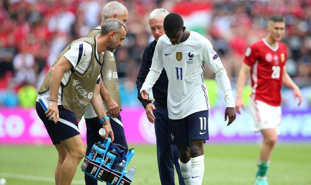 Barca đòi FIFA bồi thường vì chấn thương của Dembele - ảnh 1