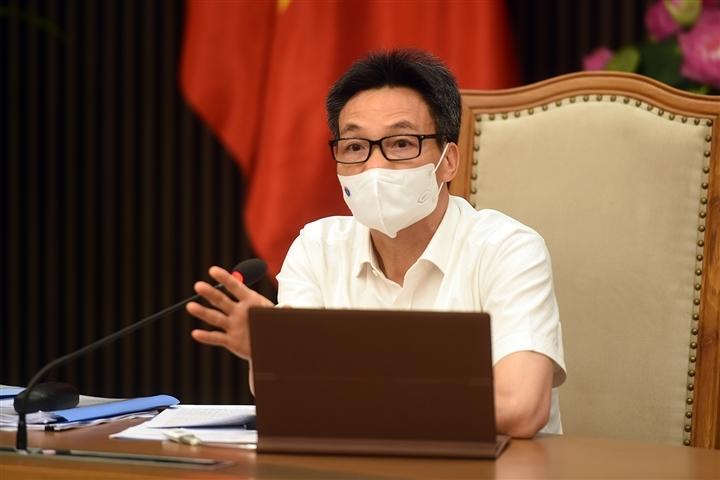 Phó Thủ tướng: Cần sớm ban hành quy định cấp phép lưu hành vaccine COVID-19 - ảnh 1