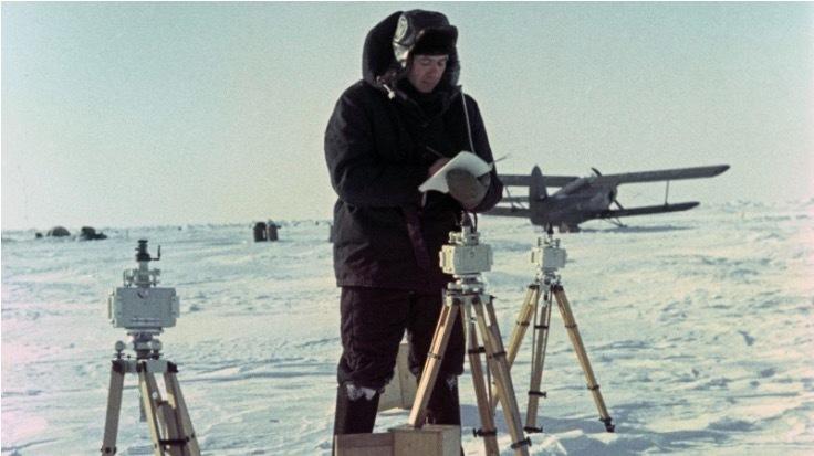 Chiến dịch của CIA săn lùng các trạm băng trôi Liên Xô ở Bắc Cực - ảnh 2