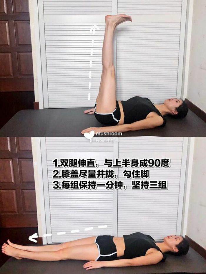 Nàng lười biếng nhưng vẫn muốn tập thể dục hãy thực hiện 3 bài tập đơn giản ngay trên giường - ảnh 3