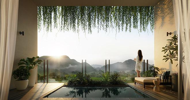 """Apec Mandala Sky Villas Kim Bôi: """"Đòn bẩy"""" cho xu hướng """"Wellness tourism"""" tại Hòa Bình - ảnh 3"""