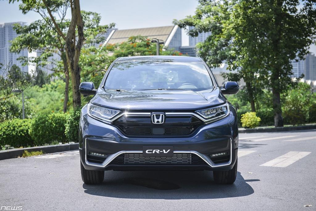 Honda CR-V giảm giá ''cực mạnh'' lên tới 160 triệu đồng - ảnh 2