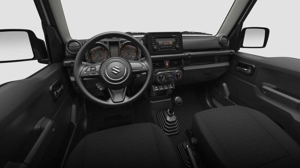 Suzuki Jimny có thêm phiên bản giá rẻ sử dụng hộp số sàn - ảnh 2