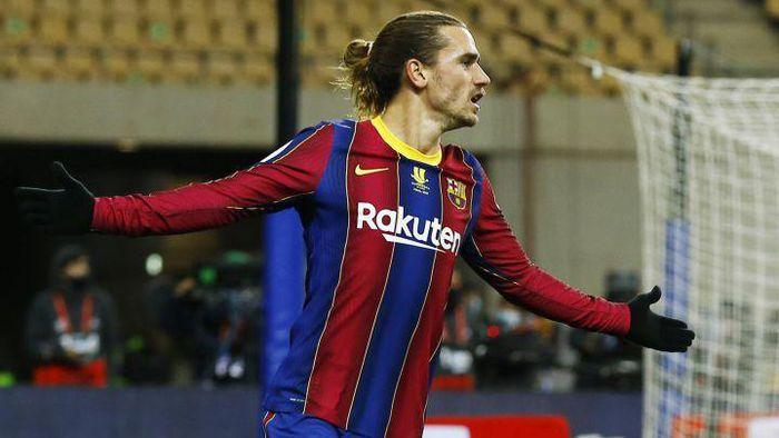 Barcelona công bố áo sân khách, không có Griezmann - ảnh 2
