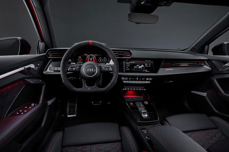 Audi RS3 2022 trình làng: Công suất 401 mã lực, giá hơn 1,6 tỷ đồng - ảnh 4