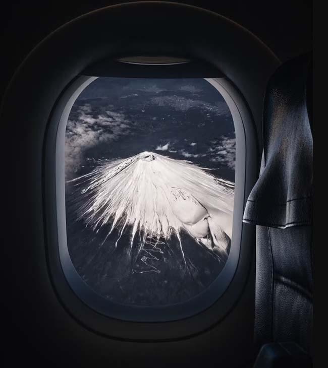 Những bức ảnh đầy kinh ngạc gây bão trên MXH của nhiếp ảnh gia Nhật Bản - ảnh 4