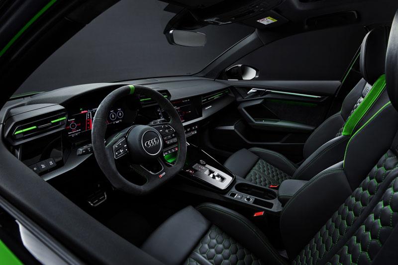 Audi RS3 2022 trình làng: Công suất 401 mã lực, giá hơn 1,6 tỷ đồng - ảnh 8