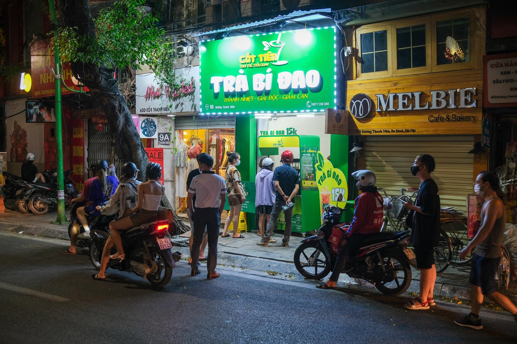 Bán mang về 1.000 cốc trà bí đao mỗi ngày ở Hà Nội - ảnh 5