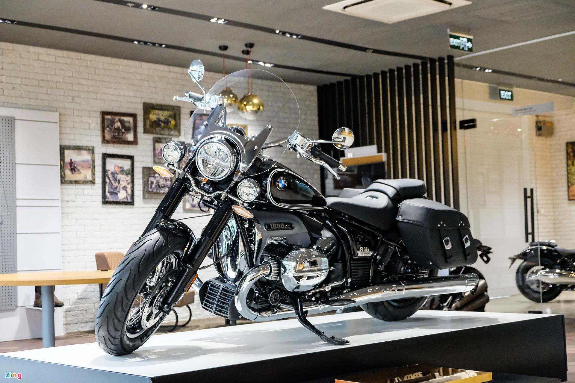 Những mẫu môtô chính hãng đắt nhất Việt Nam - ảnh 7