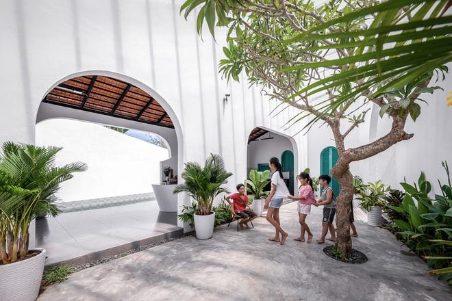 Gia chủ chi nửa tỷ đồng xây nhà vườn ở quê để con nghỉ hè, tránh dịch - ảnh 5