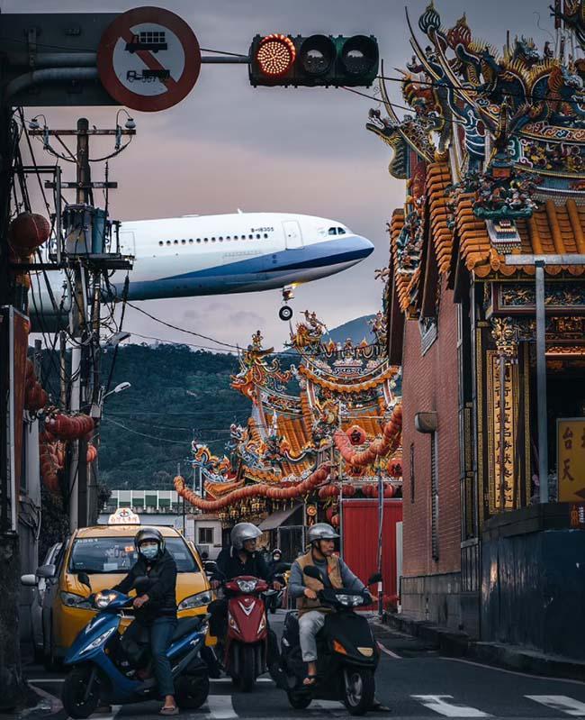 Những bức ảnh đầy kinh ngạc gây bão trên MXH của nhiếp ảnh gia Nhật Bản - ảnh 10