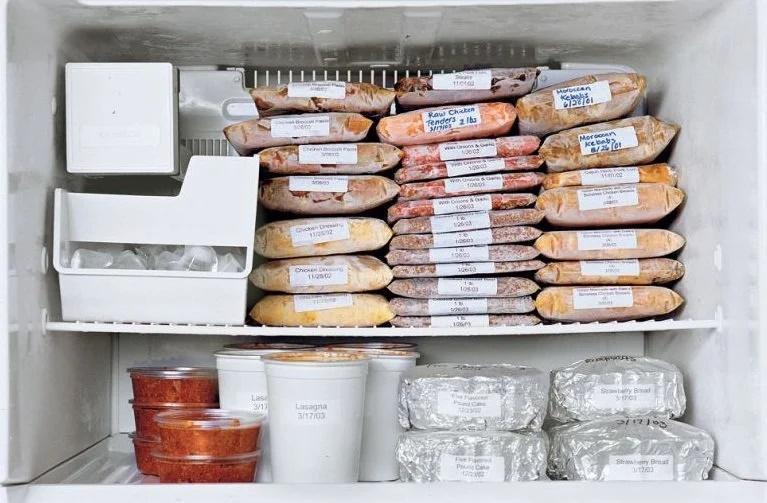 Bảo quản thực phẩm ngày giãn cách: Bí quyết giữ 2-3 tuần vẫn mới - ảnh 2