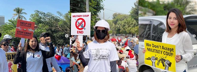 Cuộc chiến của những chiến binh đeo vương miện tại Myanmar - ảnh 8