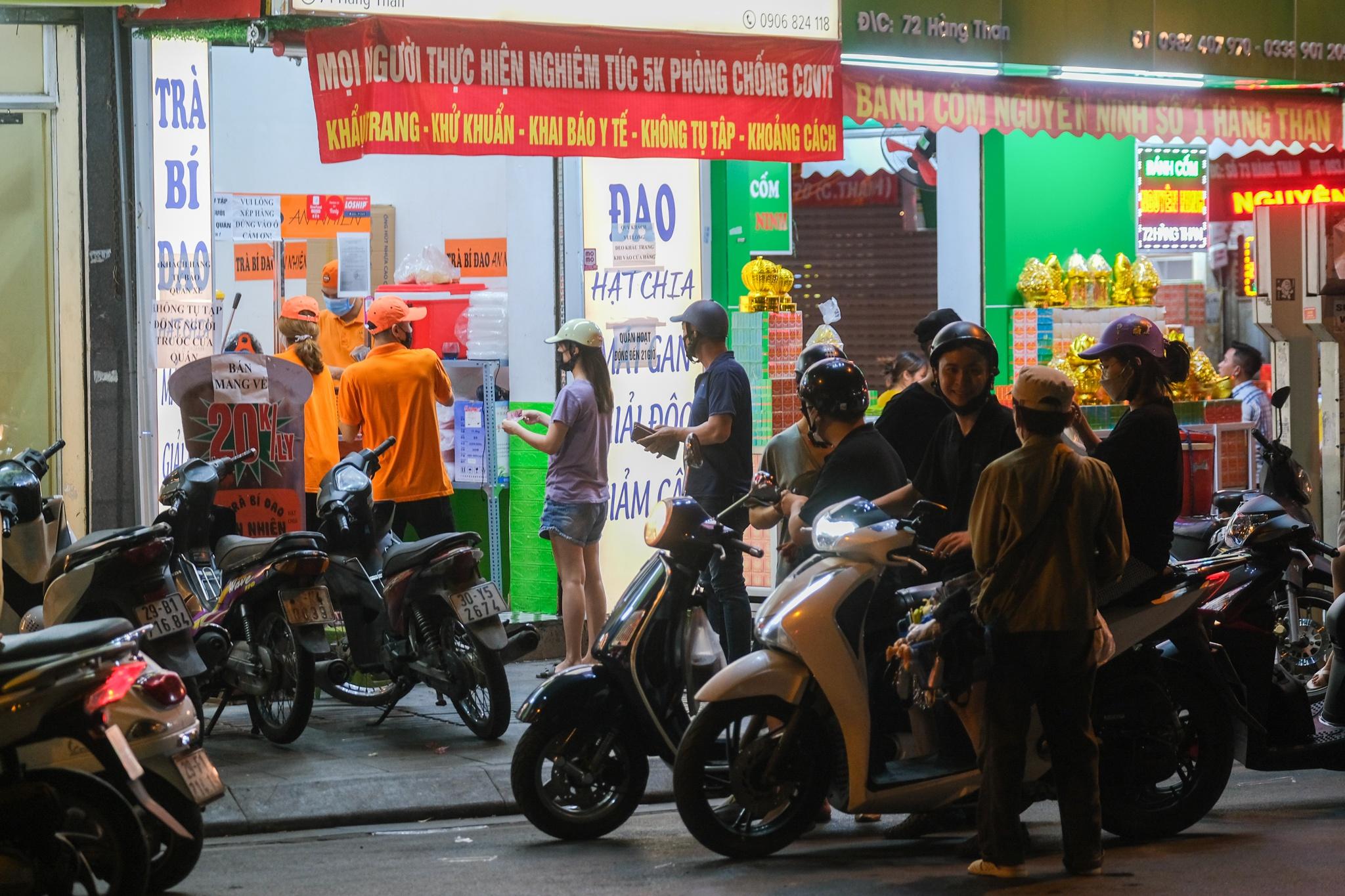 Bán mang về 1.000 cốc trà bí đao mỗi ngày ở Hà Nội - ảnh 7