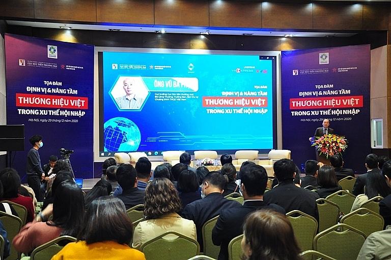 Định vị và nâng tầm thương hiệu Việt trong xu thế hội nhập - ảnh 2
