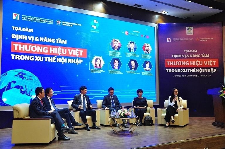 Định vị và nâng tầm thương hiệu Việt trong xu thế hội nhập - ảnh 3