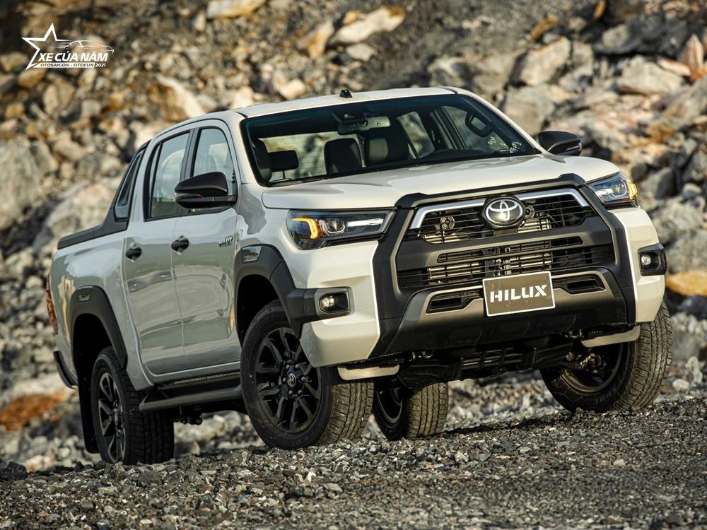 Ford Ranger áp đảo phân khúc bán tải nửa đầu năm 2021 - ảnh 3