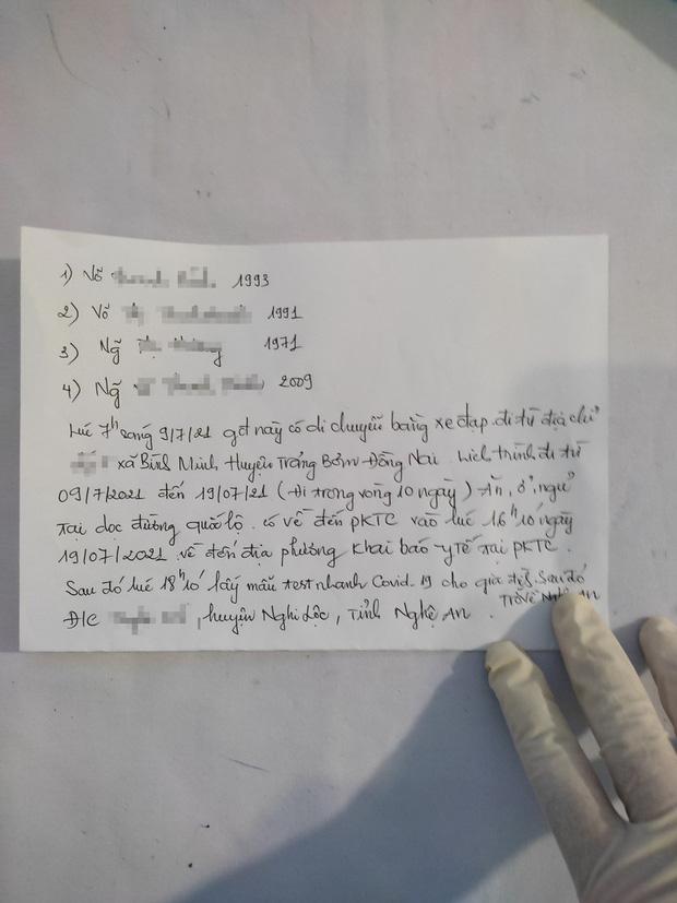 Thất nghiệp vì dịch COVID-19, 4 mẹ con đạp xe từ Đồng Nai về quê Nghệ An - ảnh 2