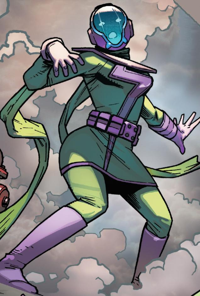 Top 7 phiên bản của phản diện nổi tiếng Nathaniel Richards - Kang The Conqueror trong vũ trụ Marvel - ảnh 6