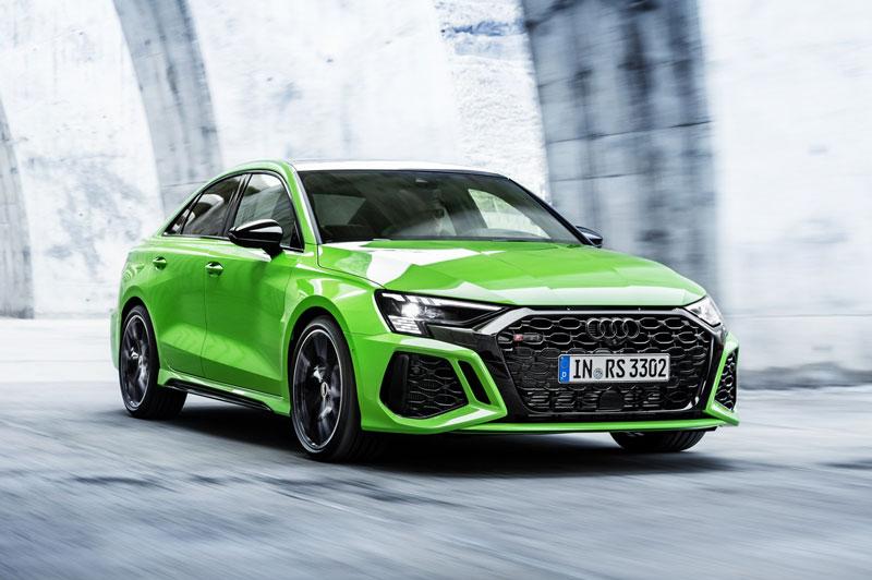 Audi RS3 2022 trình làng: Công suất 401 mã lực, giá hơn 1,6 tỷ đồng - ảnh 5