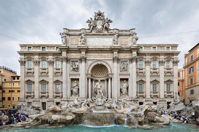 Những đài phun nước lộng lẫy, hoành tráng trên thế giới - ảnh 10