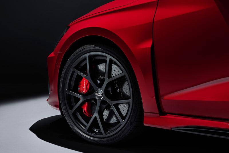 Audi RS3 2022 trình làng: Công suất 401 mã lực, giá hơn 1,6 tỷ đồng - ảnh 3
