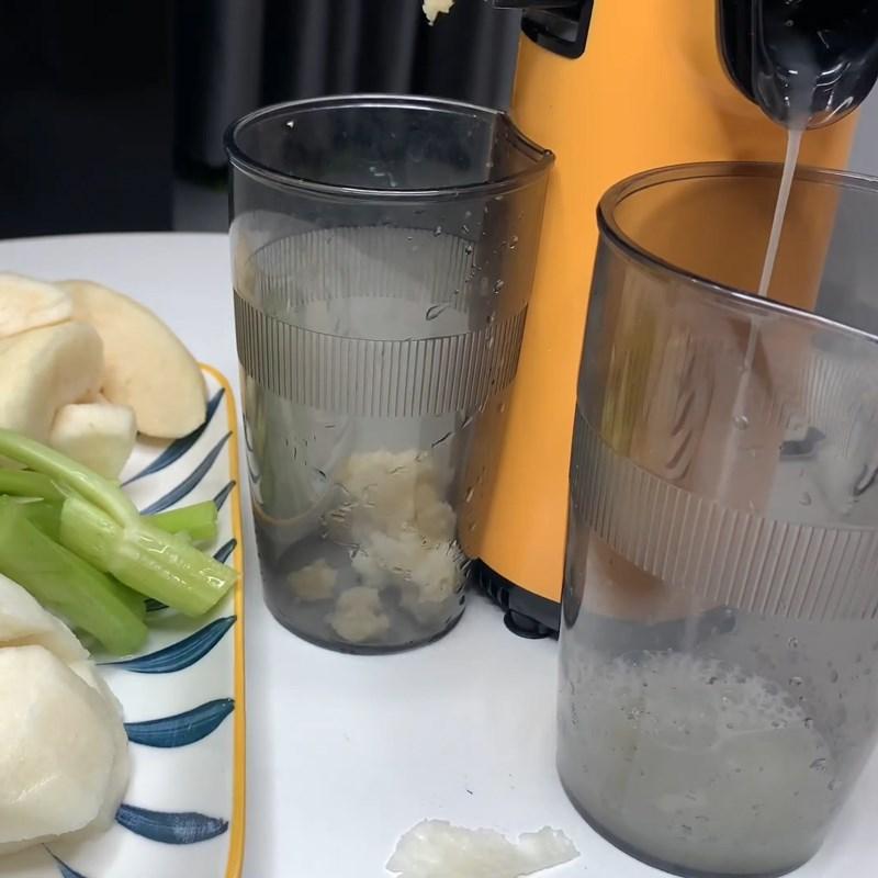 2 cách làm nước ép củ đậu giảm cân thanh mát bằng máy ép chậm - ảnh 16