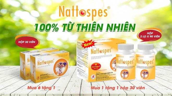 Thực phẩm bảo vệ sức khỏe Nattospes có tốt không và mua ở đâu đảm bảo hàng chính hãng? - ảnh 3