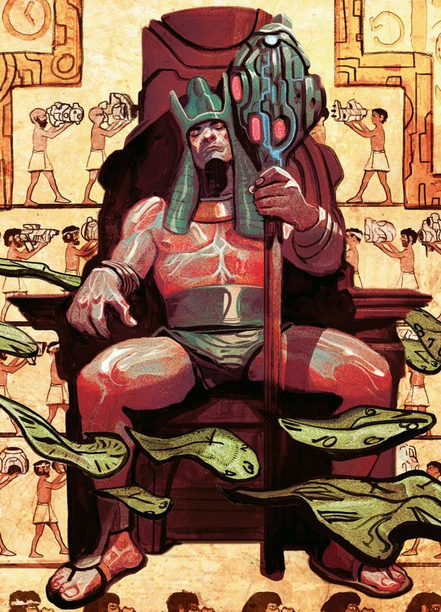Top 7 phiên bản của phản diện nổi tiếng Nathaniel Richards - Kang The Conqueror trong vũ trụ Marvel - ảnh 2