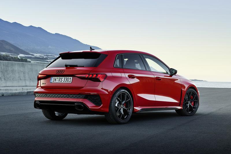 Audi RS3 2022 trình làng: Công suất 401 mã lực, giá hơn 1,6 tỷ đồng - ảnh 2