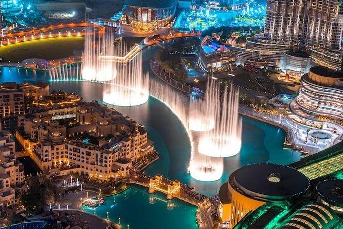 Những đài phun nước lộng lẫy, hoành tráng trên thế giới - ảnh 7