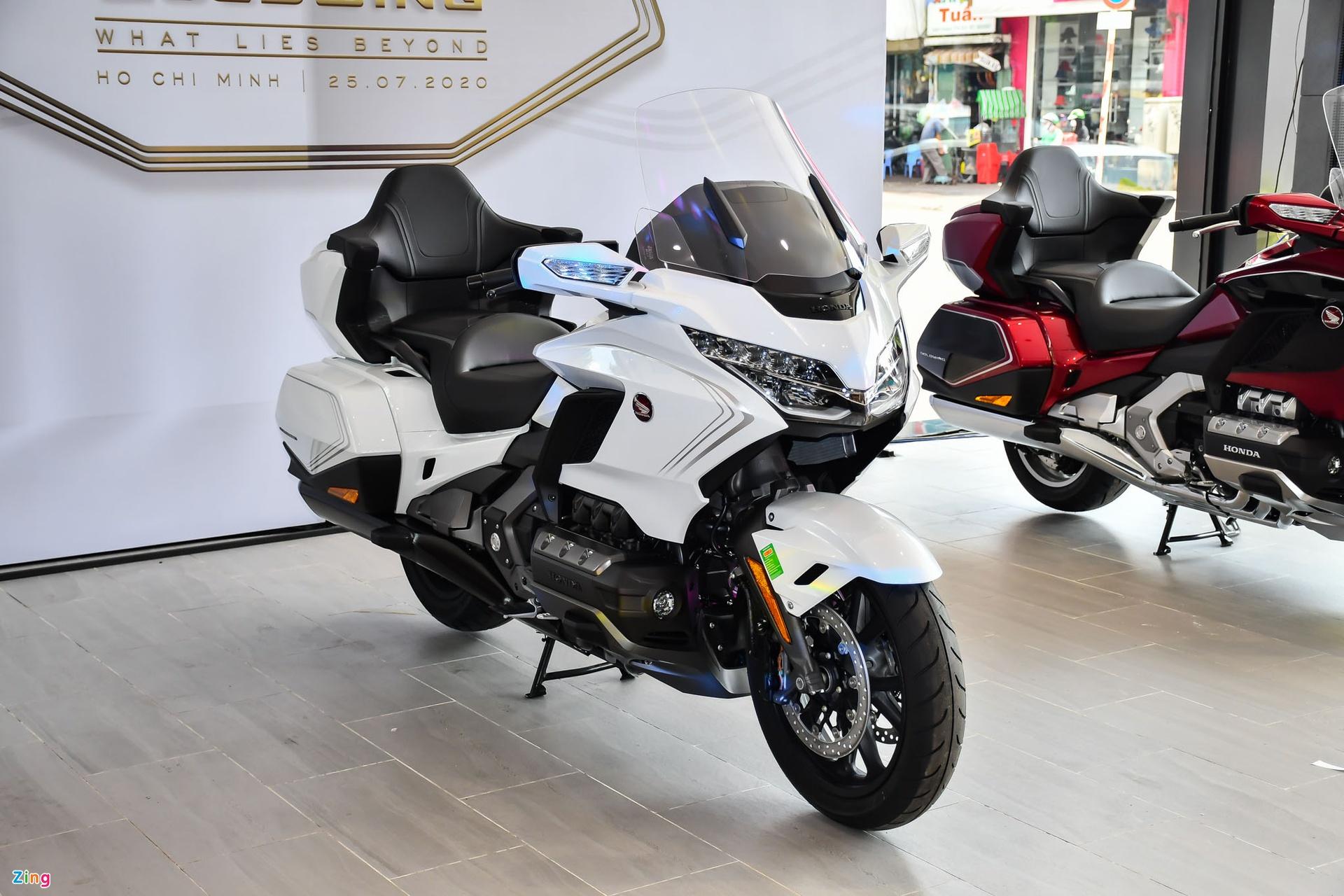 Những mẫu môtô chính hãng đắt nhất Việt Nam - ảnh 6