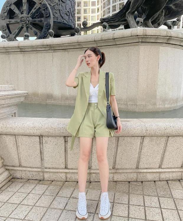 Bỏ từ 230k sắm mấy set đồ cộc tay này về thì khỏi lo mix&match vẫn mặc đẹp như gái Hàn - ảnh 17