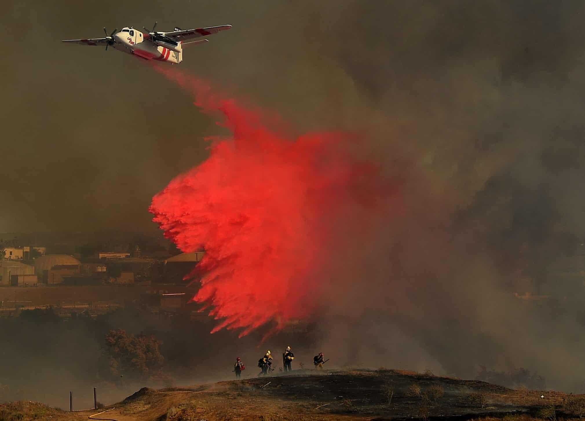 Lũ lụt, cháy rừng và loạt ảnh khủng hoảng khí hậu toàn cầu - ảnh 3