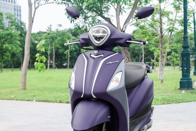 Yamaha Grande có gì để chinh phục phái đẹp Việt? - ảnh 4