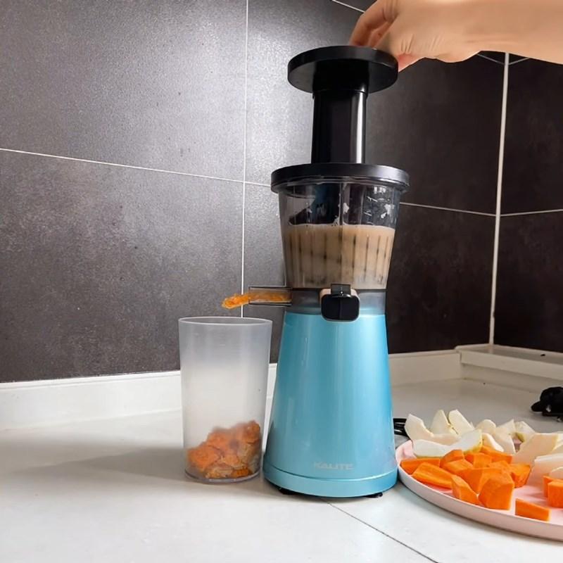 2 cách làm nước ép củ đậu giảm cân thanh mát bằng máy ép chậm - ảnh 5
