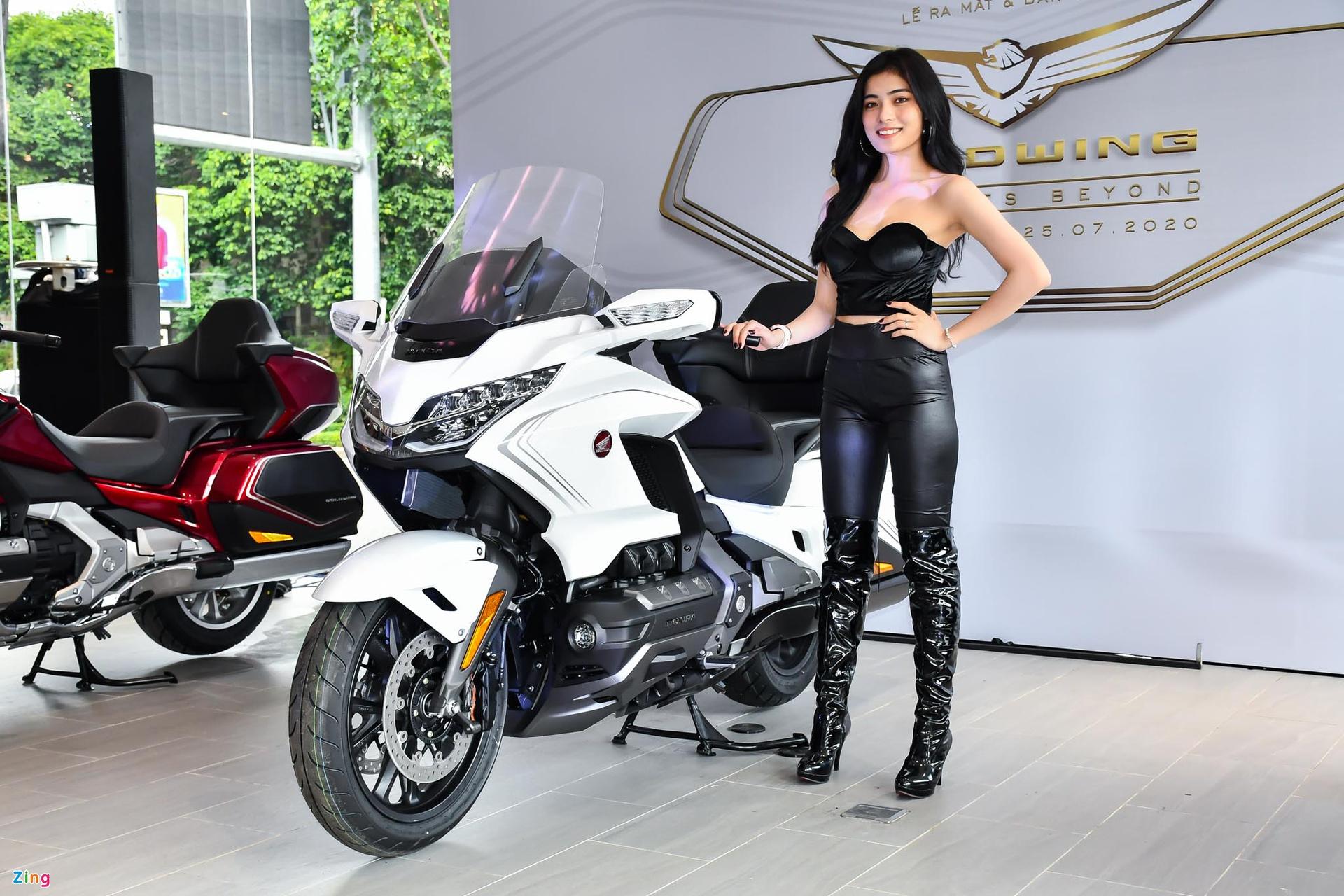 Những mẫu môtô chính hãng đắt nhất Việt Nam - ảnh 5