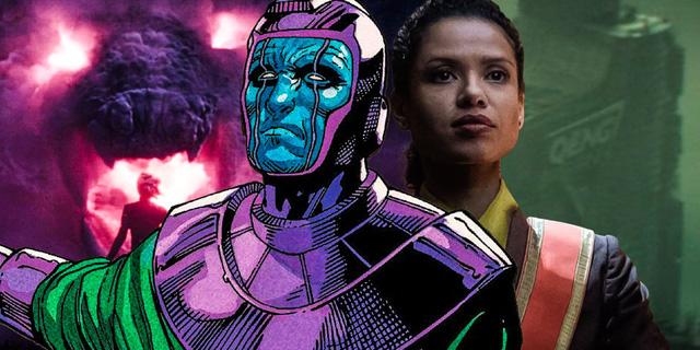 Top 7 phiên bản của phản diện nổi tiếng Nathaniel Richards - Kang The Conqueror trong vũ trụ Marvel - ảnh 4